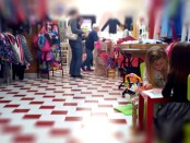 Kinderbekleidung, Babysachen, Arta, Mallorca,