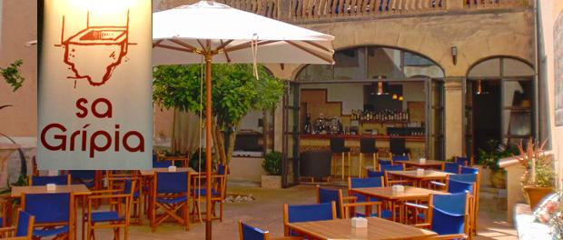 Restaurant Sa Gripia, Arta, Mallorca