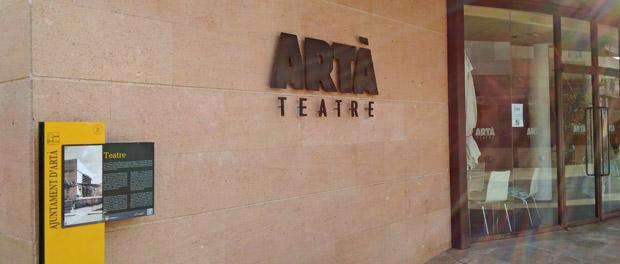 Theater, Teatre Arta
