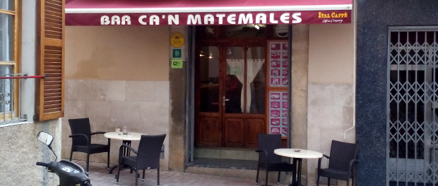 Bar Cafe Matemalis