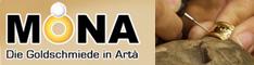 Monas Goldschmiede in Arta