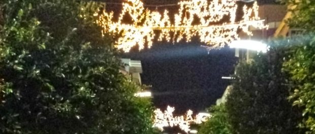 Weihnachtsbeleuchtung 2017