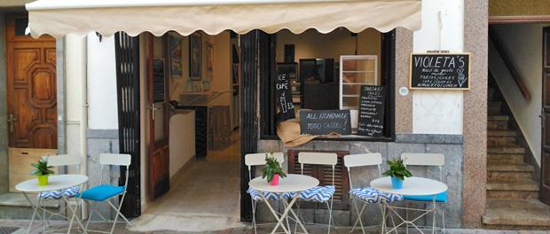 Cafe Violeta
